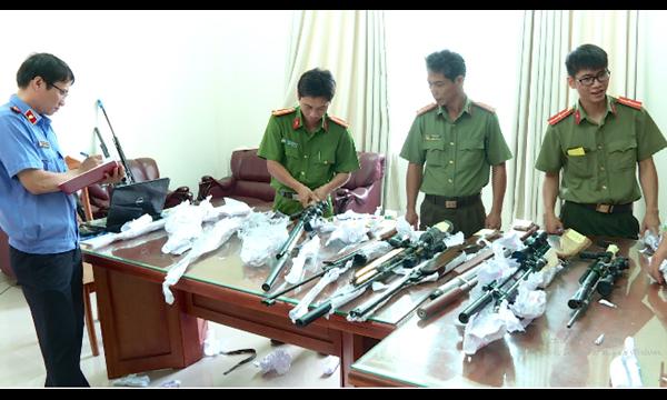 Phòng 1 kiểm sát việc giải quyết tin báo tội phạm