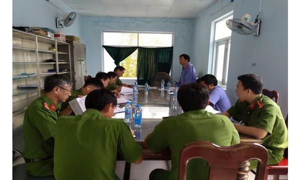 VKSND huyện Vạn Ninh tổ chức rút kinh nghiệm về án bị...