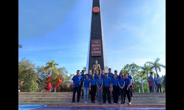 Chi đoàn Viện kiểm sát nhân dân tỉnh Khánh Hòa tham gia......