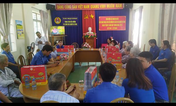 Chi đoàn VKSND tỉnh Khánh Hòa tổ chức chương trình