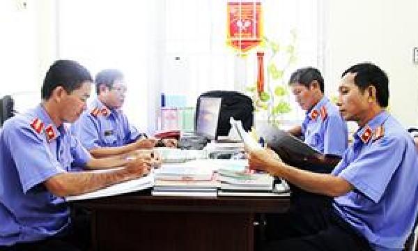 Phòng 7, Viện Kiểm sát nhân dân tỉnh Khánh Hòa: Nỗ lực nâng cao hiệu quả công tác