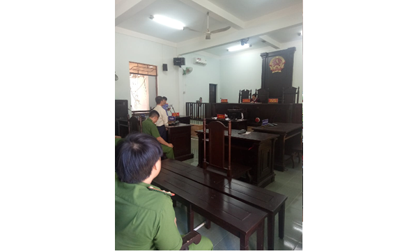 Viện kiểm sát nhân dân thị xã Ninh Hòa phối hợp tổ...