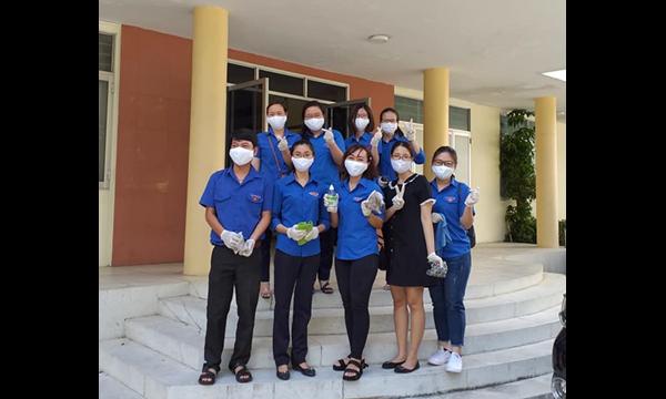 Chi đoàn Viện kiểm sát nhân dân tỉnh Khánh Hòa ra...