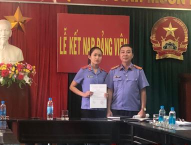 Chi bộ Viện kiểm sát nhân dân thành phố Nha Trang...