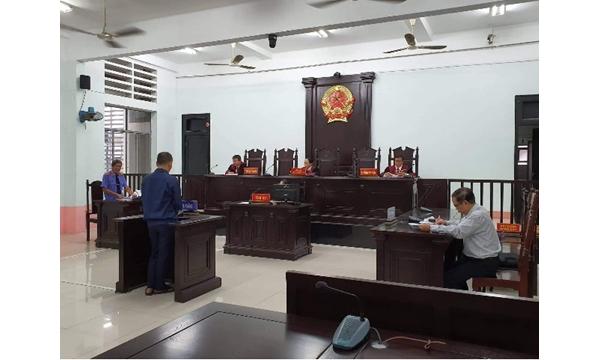 Tòa án nhân dân tỉnh Khánh Hòa đưa vụ án Nguyễn Ngọc...
