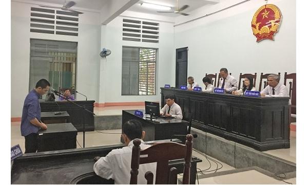 Phiên tòa rút kinh nghiệm theo mô hình phòng xử án mới