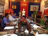 VKSND tỉnh Khánh Hòa phối hợp với UBMTTQVN tỉnh Khánh Hòa tiến hành kiểm tra, giám sát việc chấp hành pháp luật  trong công tác tạm giữ, tạm giam và thi hành án hình sự tại Nhà tạm giữ và Cơ quan thi hành án hình sự Công an thành phố Cam Ranh