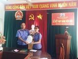 Viện kiểm sát nhân dân huyện Diên Khánh tổ chức Lễ kết nạp Đảng viên mới